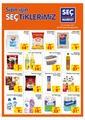Seç Market 13 - 19 Ocak 2021 Kampanya Broşürü! Sayfa 1