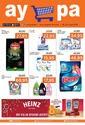 Aypa Market 21 - 27 Ocak 2021 Kampanya Broşürü! Sayfa 1