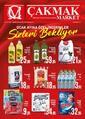 Çakmak Market 24 Ocak - 07 Şubat 2021 Kampanya Broşürü! Sayfa 1