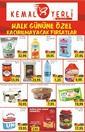 Kemal Yerli Market 14 - 15 Ocak 2021 Kampanya Broşürü! Sayfa 1