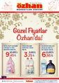 Özhan Marketler Zinciri 15 - 24 Ocak 2021 Kampanya Broşürü! Sayfa 1