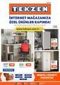 Tekzen 01 - 31 Ocak 2021 İnternet Mağazasına Özel Kampanya Broşürü! Sayfa 1 Önizlemesi