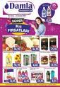 Damla Market 29 Ocak - 15 Şubat 2021 Kampanya Broşürü! Sayfa 1