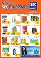 Seç Market 06 - 12 Ocak 2021 Kampanya Broşürü! Sayfa 1 Önizlemesi