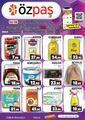 Özpaş Market 27 Ocak - 07 Şubat 2021 Kampanya Broşürü! Sayfa 1