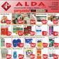 Alda Market 13 - 17 Ocak 2021 Kampanya Broşürü! Sayfa 1