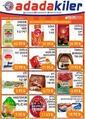 Adadakiler Market 25 - 31 Ocak 2021 Kampanya Broşürü! Sayfa 1