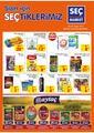 Seç Market 20 - 26 Ocak 2021 Kampanya Broşürü! Sayfa 1 Önizlemesi