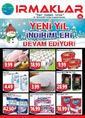 Irmaklar Market 22 - 29 Ocak 2021 Kampanya Broşürü! Sayfa 1 Önizlemesi