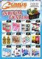 Gümüş Ekomar Market 19 - 25 Ocak 2021 Kampanya Broşürü! Sayfa 1
