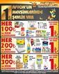 Mevsim Marketler Zinciri 11 - 13 Ocak 2021 Kampanya Broşürü! Sayfa 1