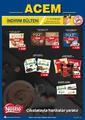 Acem Market 17 - 31 Ocak 2021 Kampanya Broşürü! Sayfa 1 Önizlemesi