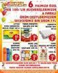Mevsim Market 18 - 20 Ocak 2021 Kampanya Broşürü! Sayfa 1