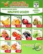 Mevsim Marketler Zinciri 15 - 17 Ocak 2021 Hafta Sonu Kampanya Broşürü! Sayfa 1