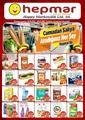 Hepmar Market 22 - 26 Ocak 2021 Kampanya Broşürü! Sayfa 1