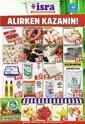 İsra Market 25 - 28 Şubat 2021 Kampanya Broşürü! Sayfa 1