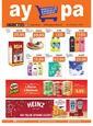 Aypa Market 04 - 10 Şubat 2021 Kampanya Broşürü! Sayfa 1