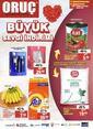 Oruç Market 11 - 21 Şubat 2021 Kampanya Broşürü! Sayfa 1