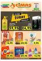 Cimaş Market 09 - 21 Şubat 2021 Kampanya Broşürü! Sayfa 1