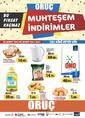 Oruç Market 02 - 09 Şubat 2021 Kampanya Broşürü! Sayfa 1