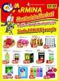 Armina Market 22 - 28 Şubat 2021 Kampanya Broşürü! Sayfa 1