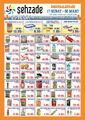 Şehzade Market 17 Şubat - 02 Mart 2021 Kampanya Broşürü! Sayfa 1