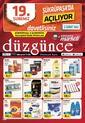 Düzgün Market 02 - 08 Şubat 2021 Açılışa Özel Kampanya Broşürü! Sayfa 1
