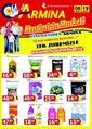 Armina Market 08 - 19 Şubat 2021 Kampanya Broşürü! Sayfa 1