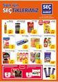 Seç Market 10 - 16 Şubat 2021 Kampanya Broşürü! Sayfa 1