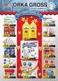 Orka Gross Market 08 - 16 Şubat 2021 Kampanya Broşürü! Sayfa 1