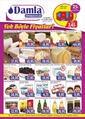 Damla Market 19 - 25 Şubat 2021 Kampanya Broşürü! Sayfa 1