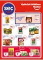 Seç Market 24 Şubat - 02 Mart 2021 Kampanya Broşürü! Sayfa 1