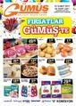 Gümüş Ekomar Market 23 Şubat - 02 Mart 2021 Kampanya Broşürü! Sayfa 1