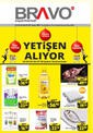 Bravo Süpermarket 23 - 28 Şubat 2021 Kampanya Broşürü! Sayfa 1