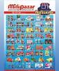 Milli Pazar Market 12 - 14 Şubat 2021 Hafta Sonu Kampanya Broşürü! Sayfa 1 Önizlemesi