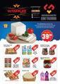Seyhanlar Market Zinciri 24 Şubat - 08 Mart 2021 Kampanya Broşürü! Sayfa 1