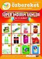 Öz Bereket Gıda 04 - 13 Şubat 2021 Kampanya Broşürü! Sayfa 1