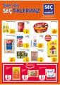 Seç Market 03 - 09 Şubat 2021 Kampanya Broşürü! Sayfa 1