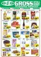 Efe Gross 25 Şubat - 08 Mart 2021 Kampanya Broşürü! Sayfa 1 Önizlemesi