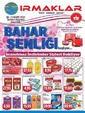 Irmaklar Market 08 - 14 Mart 2021 Kampanya Broşürü! Sayfa 1