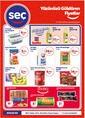 Seç Market 17 - 23 Mart 2021 Kampanya Broşürü! Sayfa 1