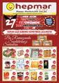 Hepmar Market 27 - 28 Mart 2021 Kampanya Broşürü! Sayfa 1