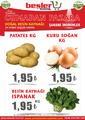 Beşler Market 12 - 14 Mart 2021 Manav Broşürü! Sayfa 3 Önizlemesi