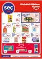 Seç Market 10 - 16 Mart 2021 Kampanya Broşürü! Sayfa 1