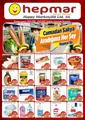 Hepmar Market 19 - 23 Mart 2021 Kampanya Broşürü! Sayfa 1