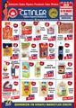 Çetinler Market 08 - 18 Mart 2021 Kampanya Broşürü! Sayfa 1