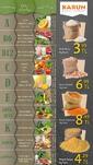 Karun Gross Market 10 - 31 Mart 2021 Kampanya Broşürü! Sayfa 14 Önizlemesi