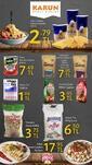 Karun Gross Market 10 - 31 Mart 2021 Kampanya Broşürü! Sayfa 17 Önizlemesi