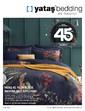 Yataş Mart 2021 Ev Tekstili Kataloğu Sayfa 1
