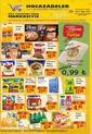 Hocazadeler Alışveriş Merkezi 26 - 31 Mart 2021 Kampanya Broşürü! Sayfa 1 Önizlemesi